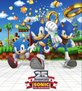 Sonic 25Th Birthday