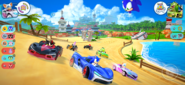 Sonic Racing Promo Screen 4