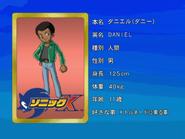 Sonic X karta 25