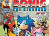 Archie Sonic the Hedgehog Issue 242