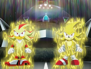 Super Shadow i Super Sonic 1 ep 77