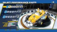 Tails Hybrid Aero Engine Front