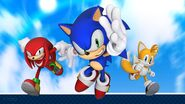 Team Heroes Sonic Channel