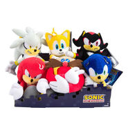 Tomy SonicCollectorSeries 8InchPlush Assortment04