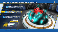 Zavok Shock Boosters Rear