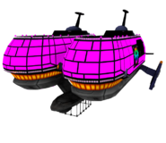 Colors Wii Model Frigate Orcan