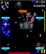 Cosmic Zone boss