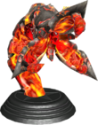 Generations statue Iblis Worm