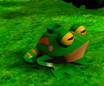 Lego froggy