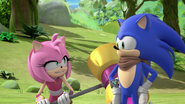 S2E22 Sonic and Amy