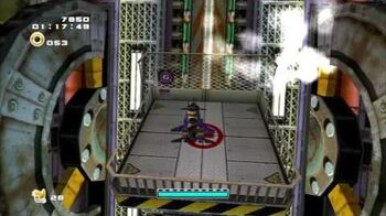 Sonic Adventure 2 (PS3) Prison Lane Mission 1 A Rank