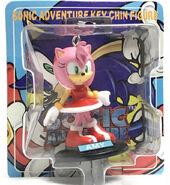 Sonic Adventure keychain - Amy