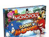 Sonic Boom Monopoly