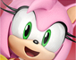 Sonic Jump Amy Icon