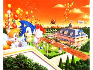 Sonic Screen Saver 40
