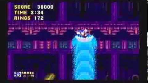 Sonic The Hedgehog 3 - Hydrocity Zone Gameplay