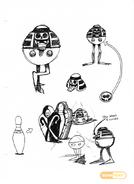 X-treme enemy concept 16