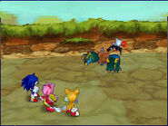Battle0076 Sonic Chronicles The Dark Brotherhood Nintendo20DS