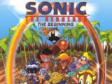 Archie Sonic the Hedgehog: The Beginning