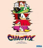 Chaotix 21 Aniversario
