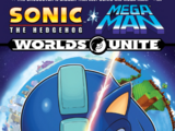 Sonic the Hedgehog/Mega Man: Worlds Unite Volume 1: Deadly Fusion