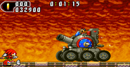 Egg Bomber Tank 1