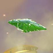 Green Chaos Crystal