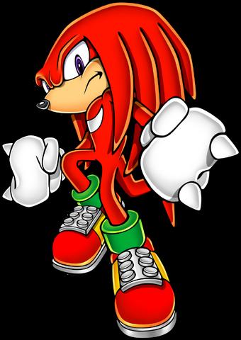 Knuckles The Echidna Sonic News Network Fandom