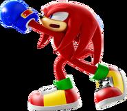 Mario & Sonic 2016 - Knuckles