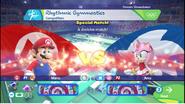 Mario & Sonic Rio 2016 Olympic Games - Heroes Showdown Gymnastics