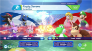Mario & Sonic at the Rio 2016 Olympic Games - Heroes Showdown Rugby Sevens Competitors