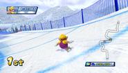 Mario Sonic Olympic Winter Games Gameplay 123