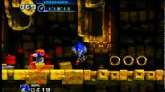Sonic 4 - Lost Labyrinth Act 1 - Ancient Maze of Mystery