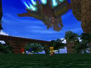 Sonic Adventure DC Cutscene 074