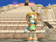 Sonic Adventure DC Cutscene 195