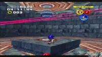Sonic Heroes Teleporting with a flower as Team Sonic + New Mystic Mansion Skip