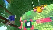 Sonic Lost World - ZomomFight