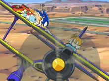 Tails Sonic X episode 2