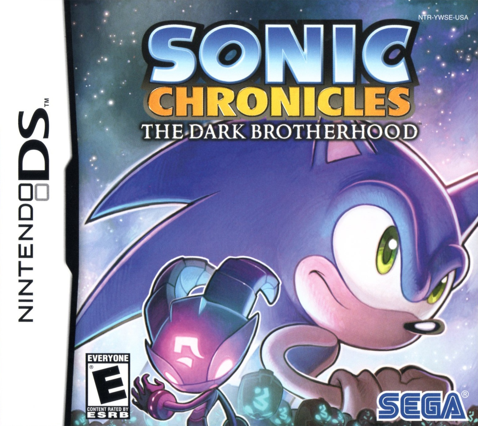 Sonic Chronicles: The Dark Brotherhood | Sonic News Network | FANDOM