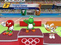 Triple jump final