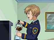 Ep11 Topaz getting coffee