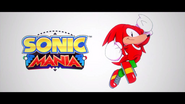 Mania Knuckles ending
