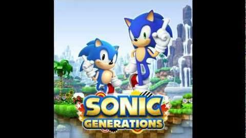 Sonic Generations Original Soundtrack Route 99 Sonic Advance 3
