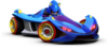Sonic Racing Metal 2