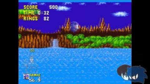 Sonic the Hedgehog - Green Hill Zone Act 1 (plus Special Stage 1)