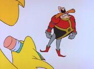 The origin of Sonic Boom's Eggman