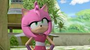 Unamused Amy
