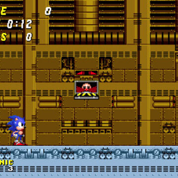 Death Egg Zone Sonic The Hedgehog 2 Sonic News Network Fandom
