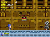 Mecha Sonic (Death Egg Zone)