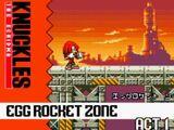 Egg Rocket Zone